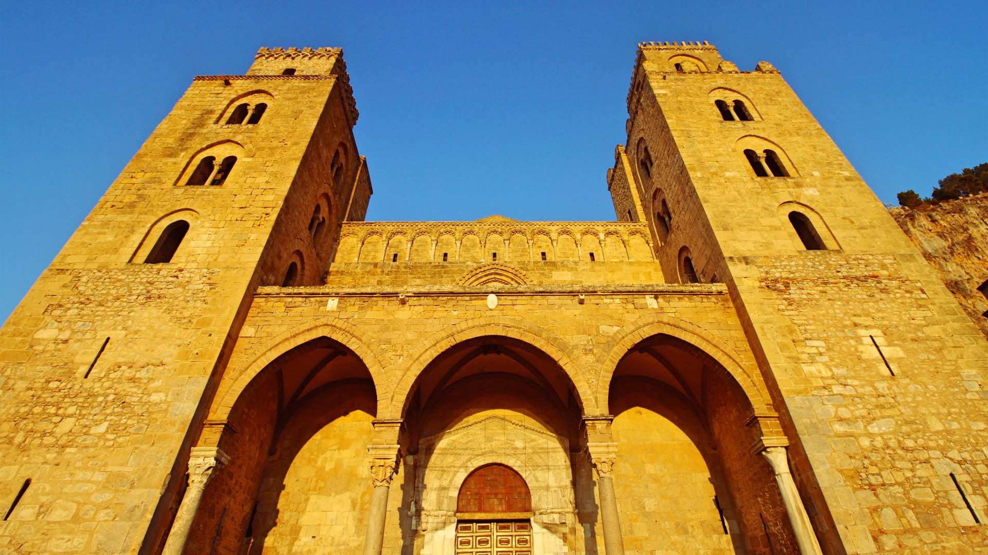 Il Duomo di Cefalù (foto Giulio Giallombardo)
