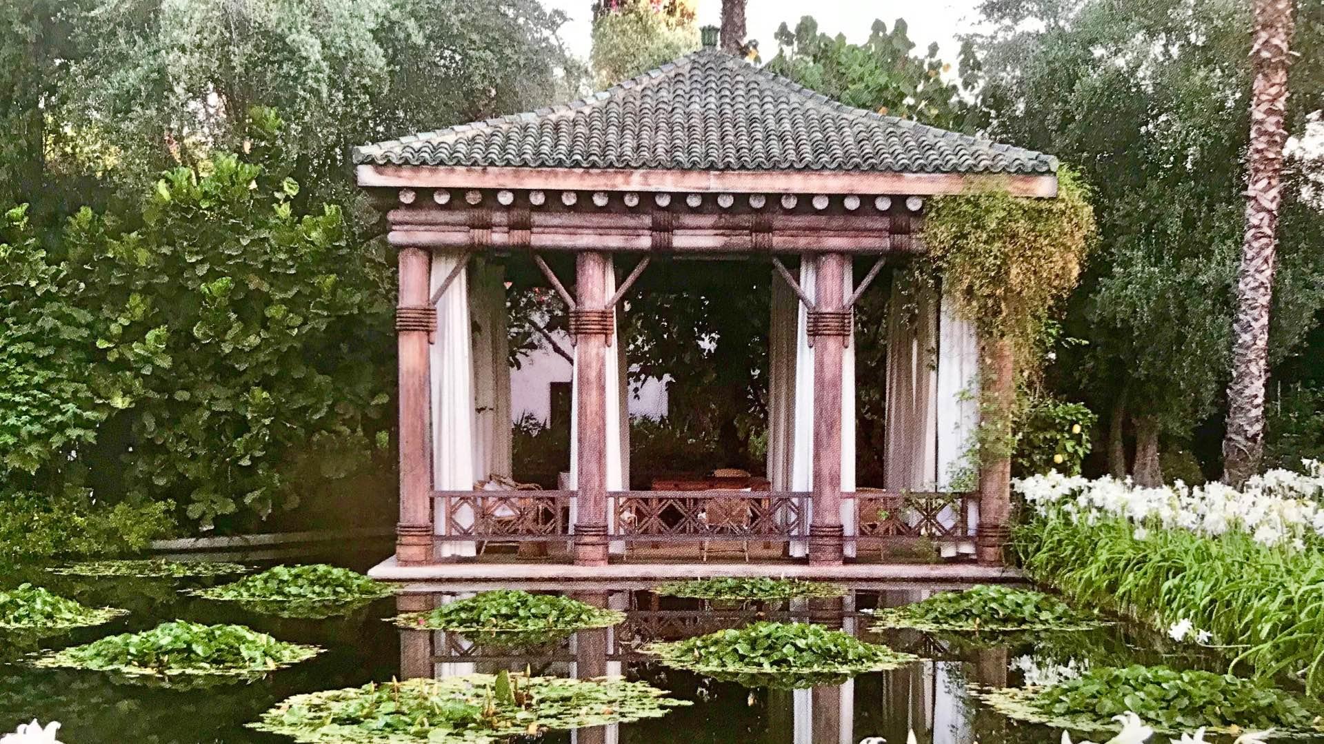 Architetto Di Giardini la rosa d'oro a madison cox, l'artista dei giardini – le vie