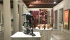 Eracle e la cerva, le teste votive di Cales, con opere di Alessandro Roma