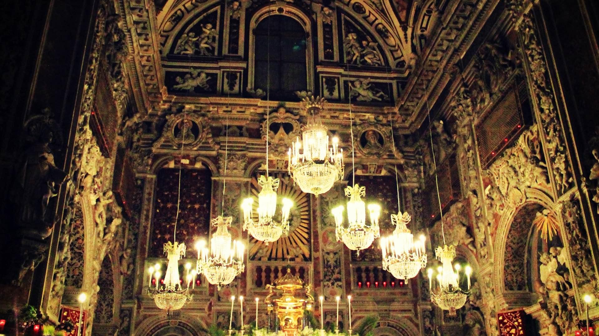 Tripudio di musica, suoni e immagini a Santa Caterina