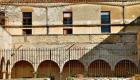 Il chiostro del monastero