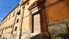 Il monastero con l'annessa chiesa di San Marco