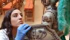 Pupo di Orlando restaurato al Museo Pasqualino
