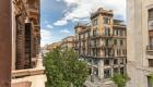 Scorcio di via Roma da Casa Savona