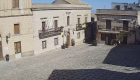 Erice, piazza Loggia (webcamturismo.com)