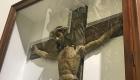 Il crocifisso bizantino del santuario di Gibilmanna
