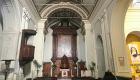 La navata del santuario