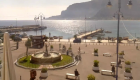 Piazza Mondello (Skylinewebcam)