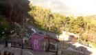 Palermo, il santuario di Santa Rosalia (Skylinewebcam)