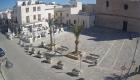San Vito Lo Capo, piazza Santuario (Webcamturismo.com)