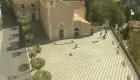 Taormina, piazza IX Aprile (Skylinewebcam)