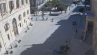 Trapani, piazza Municipio (Webcamturismo.com)