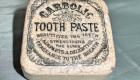 Coperchio di dentifricio (collezione Tschinke-Daneu)