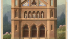 Chiesa di San Giovanni Decollato mai realizzata (archivio Giuseppe Damiani Almeyda)