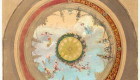 Particolare della cupola del teatro comunale di Siracusa (archivio Giuseppe Damiani Almeyda)