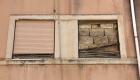 Ex Casermetta, finestre dell'edificio (foto Giulio Giallombardo)