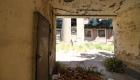 L'ingresso dell'ex Casermetta (foto Giulio Giallombardo)