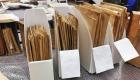 Documenti recuperati dai restauratori
