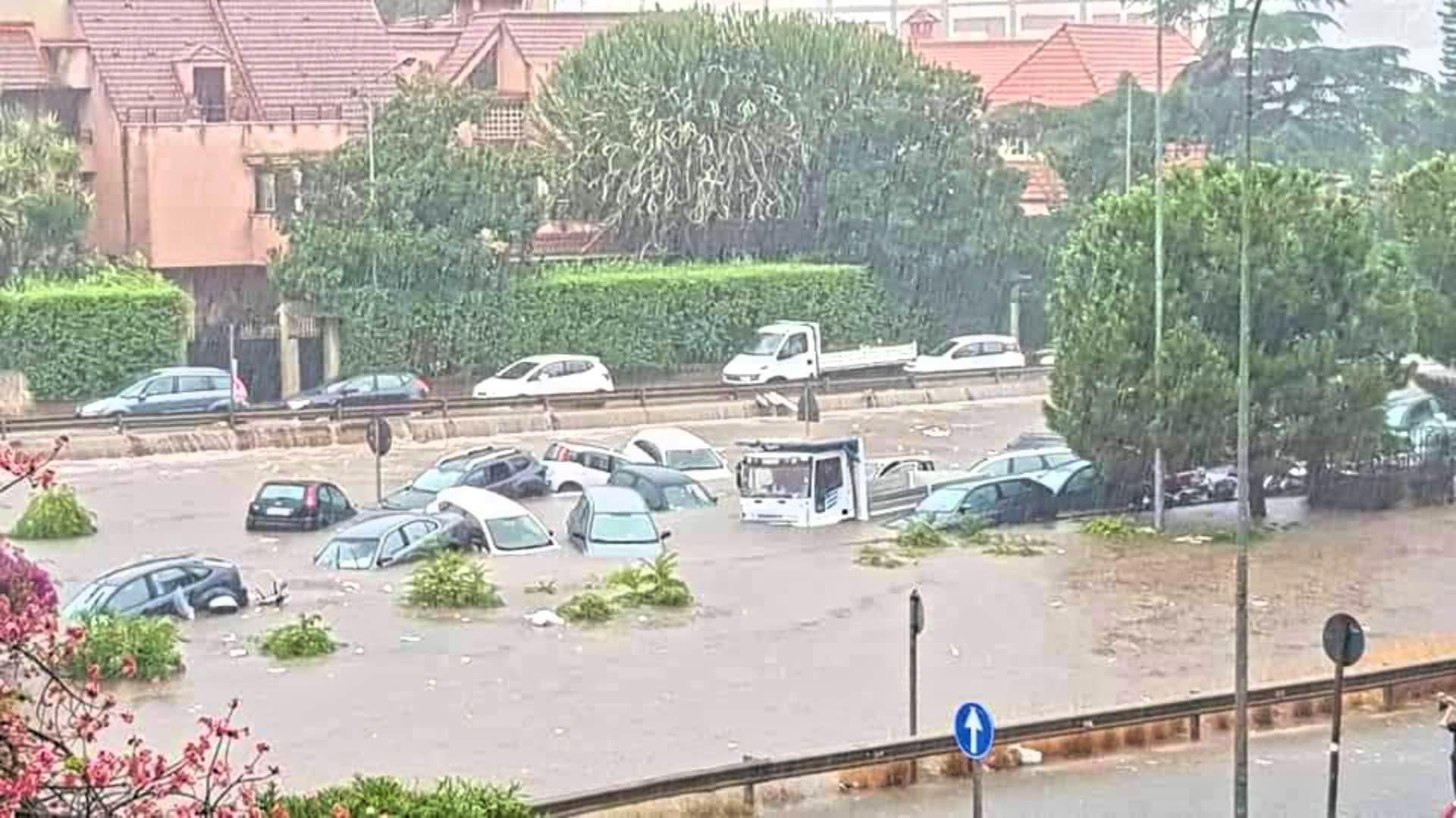 L'alluvione di Palermo e il clima che cambia – Le Vie dei ...