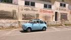 La partenza della Targa Florio a Cerda