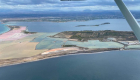 Isola Lunga dall'alto