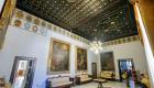 Una delle sale del Palazzo Vescovile