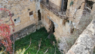 Ruderi della chiesa dell'Itria