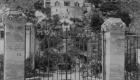 Villa D'Aguanno in una foto storica della collezione di Enrico Di Benedetto