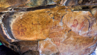 Pittura rupestre (foto Diego Barucco - www.siciliafotografica.it)