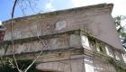 Villino Ramione-Cusimano, la terrazza del primo piano