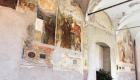 Gli affreschi attribuiti allo Zoppo di Gangi e Giuseppe Alvino