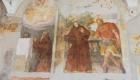 San Francesco in estasi non riceve il re di Francia
