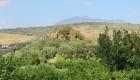 Il Riparo Cassataro con l'Etna sullo sfondo