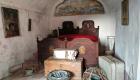 La stanza del Principe all'interno dell'eremo